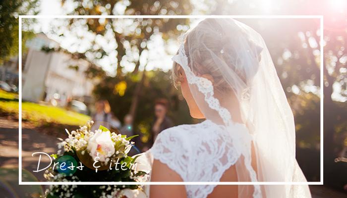 花嫁が身に着けるベールとは?